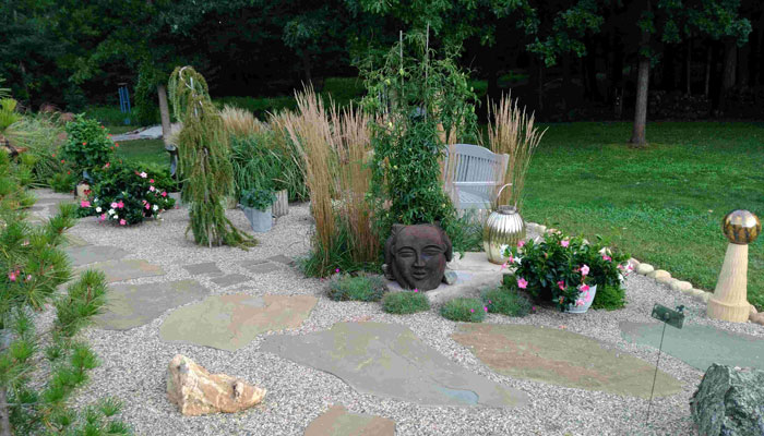 Landscaping maintenance higbee landscaping central for Winter garden maintenance